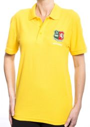 TGS House Polo Shirt (MITCHENER) Colour - YELLOW